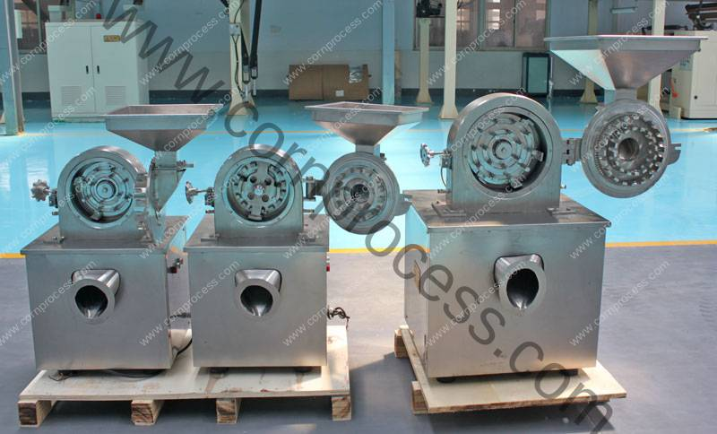 Automatic-Stainless-Steel-Corn-Crusher-Structure
