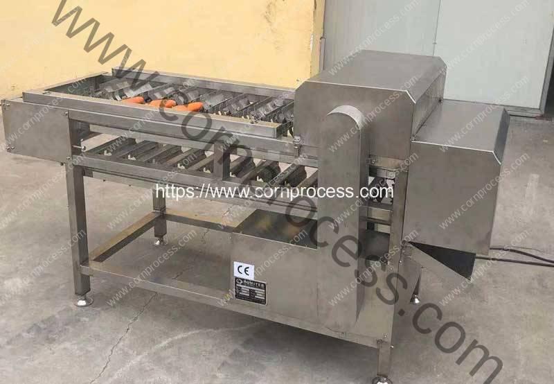 Automatic-Multi-Blade-Corn-Section-Cutting-Machine