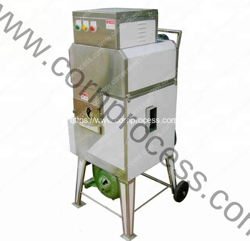 Manual-Feeding-Sweet-Corn-Sheller-Machine