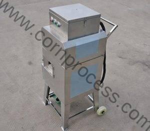 Manual Feeding Sweet Corn Thresher Machine