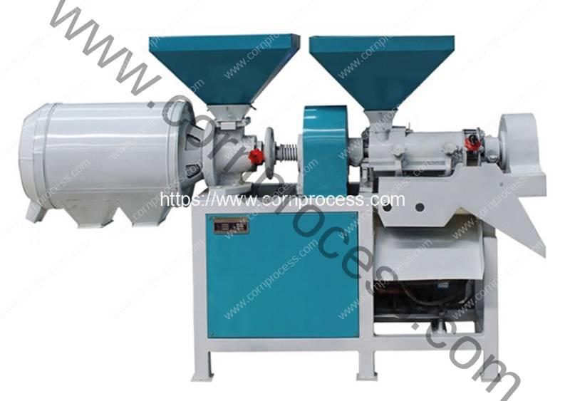 Automatic-Corn-Peeling-and-Corn-Grits-Milling-Machine